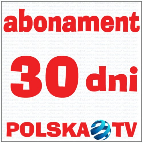 PolskaTV #30days server transfer (bez dekodera)