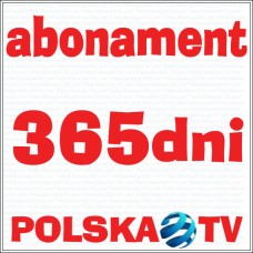 PolskaTV #365days server transfer (bez dekodera)