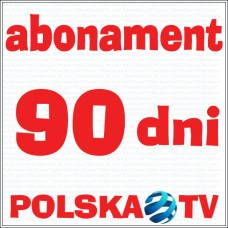 PolskaTV #90days server transfer (bez dekodera)