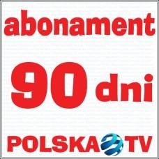 PolskaTV #90days server transfer (bez dekodera)
