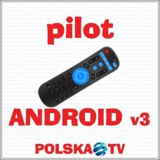Pilot do dekoderów ANDROID v3