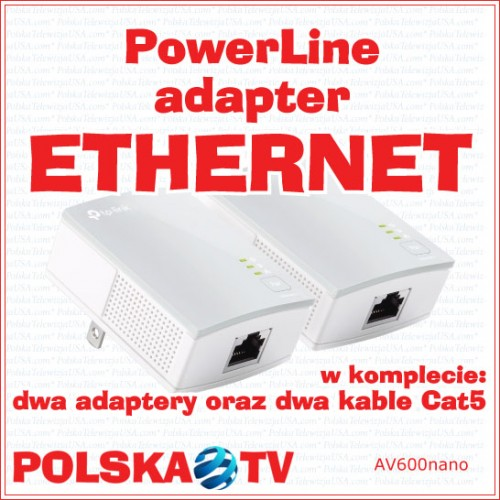 Transmiter Internetowy PowerLine